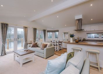 Thumbnail 2 bed lodge for sale in Cleveley Bank Lane, Forton