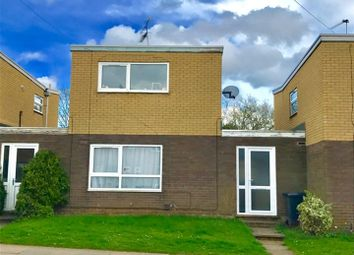 Thumbnail 2 bed terraced house for sale in Eastern Avenue South, Kingsthorpe, Northampton