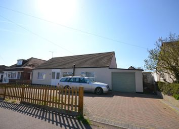 Thumbnail 3 bedroom detached bungalow for sale in Park Square East, Jaywick, Clacton-On-Sea