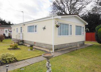 Thumbnail 2 bedroom detached house for sale in Pinehurst Park, West Moors, Ferndown