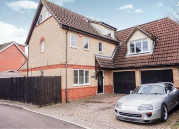 Thumbnail 6 bed detached house for sale in Davenport, Harlow