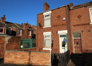 Thumbnail 2 bedroom terraced house for sale in Queens Road, Doncaster