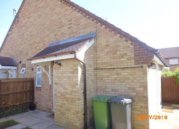 Thumbnail 1 bedroom terraced house to rent in Lansdowne Walk, Peterborough