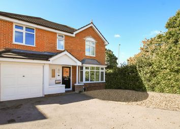 Thumbnail 5 bed detached house for sale in Adams Close, Hedge End, Southampton