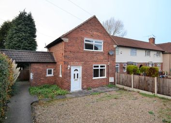 Thumbnail 2 bed end terrace house for sale in Pine Street, Hollinwood, Chesterfield