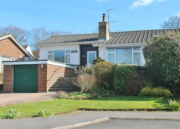 Thumbnail 3 bed bungalow for sale in Holmcroft Gardens, Findon Village, Worthing