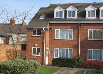 Thumbnail 1 bed flat for sale in Rossendale Road, Earl Shilton, Leicester