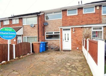 Thumbnail 3 bed terraced house to rent in Summerfield Road, Burntwood