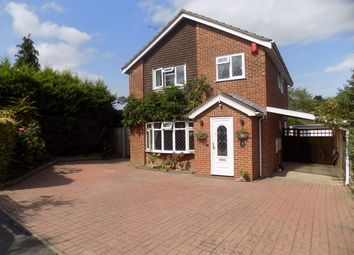 Thumbnail 4 bed detached house for sale in Corsair Drive, Dibden