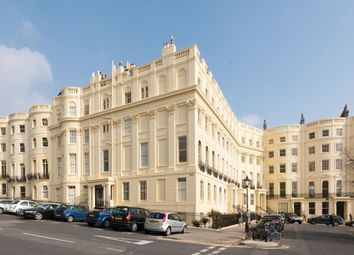 Thumbnail 3 bedroom flat for sale in Brunswick Square, Hove