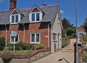 Thumbnail 3 bed end terrace house for sale in Lode Hill, Downton, Salisbury