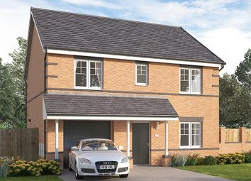 "Thumbnail 4 bed detached house for sale in ""The Trowbridge"" at St. Catherines Villas, Wakefield"