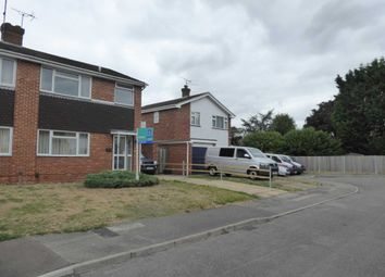 Thumbnail 3 bed property to rent in Joel Close, Earley, Reading