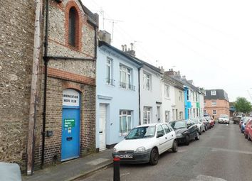Thumbnail 3 bed terraced house to rent in Coleman Street, Hanover, Brighton