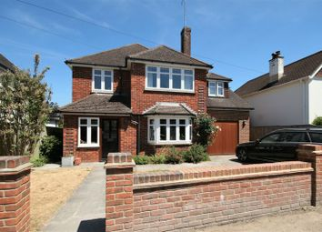 Thumbnail 4 bed detached house for sale in Chestnut Avenue, Farnham