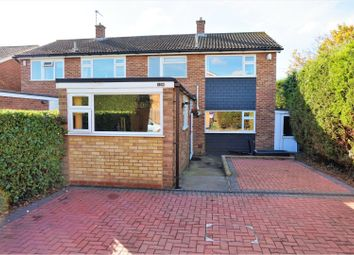 Thumbnail 4 bed semi-detached house for sale in Stafford Close, Leigh-On-Sea