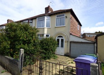 3 bed semi-detached house for sale in Frankby Road, Liverpool, Merseyside L4