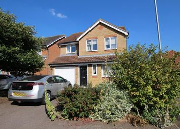 Thumbnail 4 bedroom detached house for sale in Suffolk Close, Ely