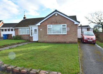 Thumbnail 3 bed bungalow for sale in Swallow Croft, ., Lichfield, Staffordshire