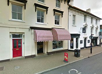 Thumbnail Retail premises for sale in Market Street, Saffron Walden