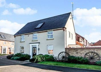 Thumbnail 4 bed detached house for sale in Pembrey Close, Burton Latimer, Kettering, Northamptonshire