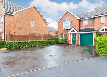 Thumbnail 3 bed semi-detached house to rent in Eltham Avenue, Cippenham, Berkshire