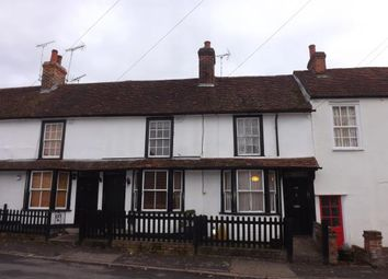Thumbnail 2 bed terraced house for sale in Little Waltham, Chelmsford, Essex