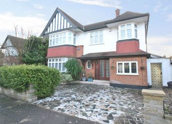 Thumbnail 5 bed detached house to rent in Audley Road, London