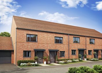 "Thumbnail 2 bedroom terraced house for sale in ""Amethyst"" at Louisburg Avenue, Bordon"