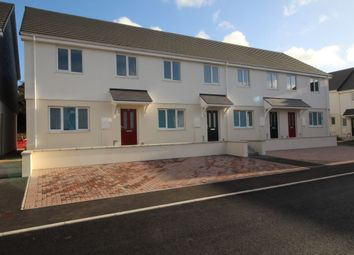 Thumbnail 3 bed terraced house for sale in The Boscowen Parc-An-Bre Drive, St. Dennis, St. Austell