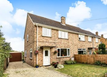 Thumbnail 3 bed semi-detached house for sale in Cassington, Oxfordshire