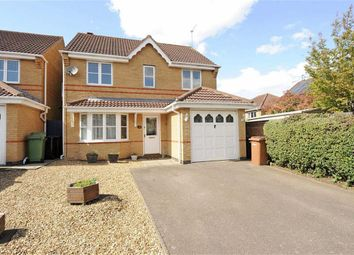 Thumbnail 3 bed detached house for sale in Bourton Way, Wellingborough