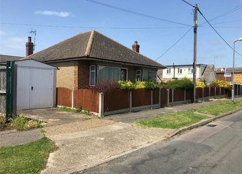 Thumbnail 3 bed detached bungalow to rent in Holton Road, Canvey Island, Essex