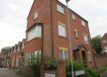 Thumbnail 5 bedroom town house to rent in Fallow Way, Edgbaston, Birmingham