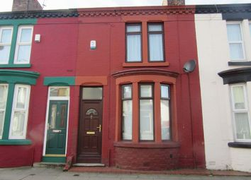 Thumbnail Terraced house for sale in Sunbeam Road, Liverpool