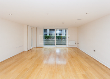 Thumbnail 3 bed flat to rent in Lensbury Avenue, Fulham