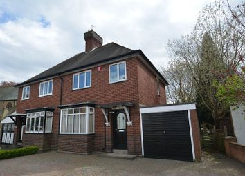 Thumbnail 3 bedroom semi-detached house to rent in Plough Road, Wellington, Telford.