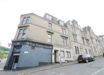 Thumbnail 1 bed flat for sale in 10, Hay Street, Flat 2-3, Greenock, Inverclyde PA154Ba
