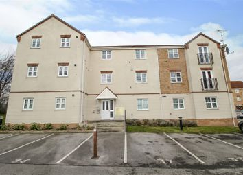 Thumbnail 2 bed flat for sale in Greenwood Gardens, Nottingham