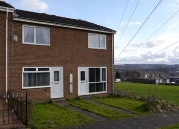 Thumbnail 2 bed end terrace house to rent in Warenmill Close, Newcastle Upon Tyne