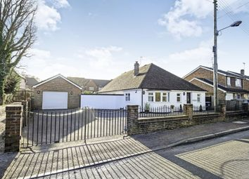 Thumbnail 3 bed detached bungalow for sale in Reeds Lane, Sayers Common, Hassocks
