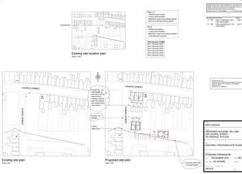 Thumbnail Land for sale in Chapel Street, Silverdale, Newcastle-Under-Lyme