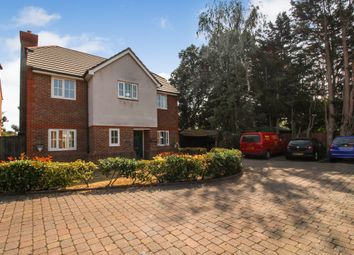 Knights Close, West Molesey KT8. 4 bed detached house
