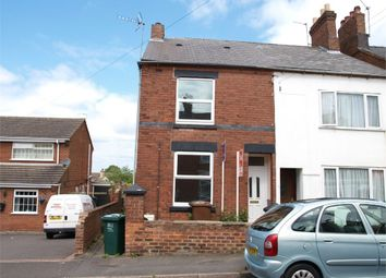 Thumbnail 3 bed end terrace house for sale in Windmill Street, Church Gresley, Swadlincote, Derbyshire