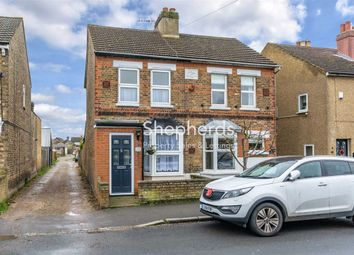 Thumbnail 2 bed end terrace house to rent in Old Highway, Hoddesdon, Hertfordshire