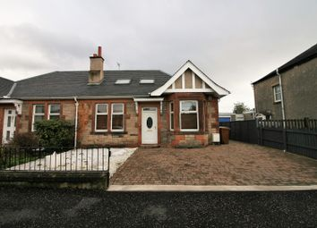 Thumbnail 4 bed semi-detached bungalow for sale in Saughtonhall Drive, Edinburgh