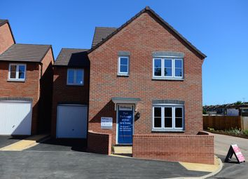 Thumbnail 4 bedroom detached house for sale in Chalfont Drive, Nottingham
