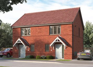 "Thumbnail 2 bed semi-detached house for sale in ""The Beckford Semi Detached"" at William Nadin Way, Swadlincote"