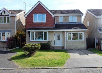 Thumbnail 4 bed detached house to rent in Peregrine Court, Gateford, Worksop