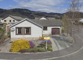 Thumbnail 3 bed detached bungalow for sale in Knockard Place, Pitlochry